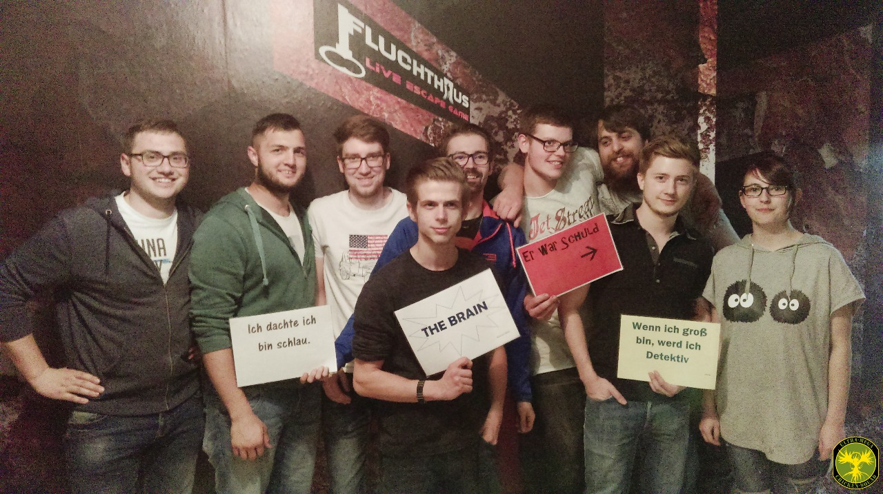"""Live Escape Game Weiden"""