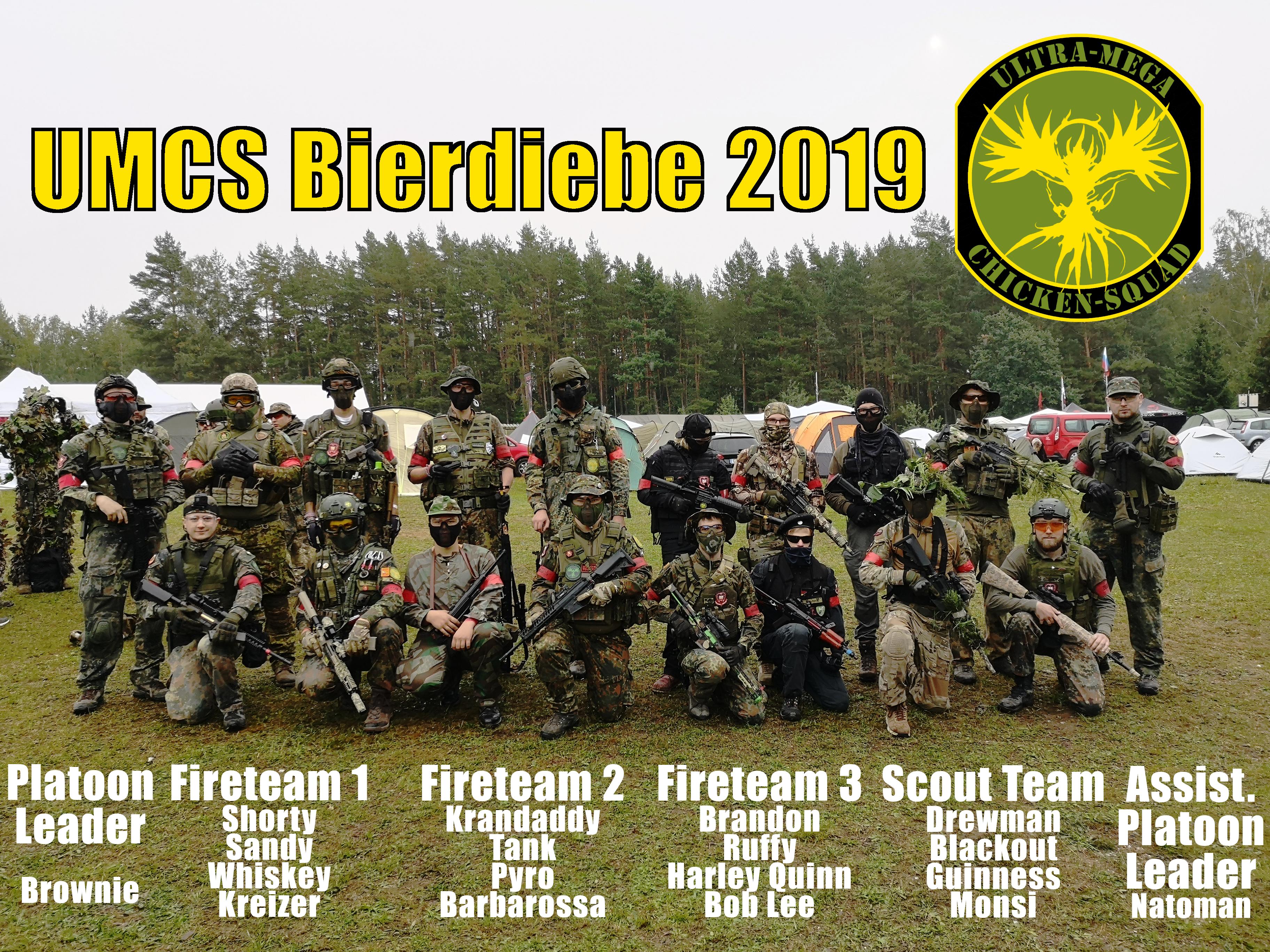 Beerzone XI – Feldbericht 2019